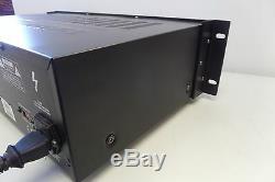 Technical Pro Amplificateur De Puissance Professionnel Pab80 5ch 2500 Watts