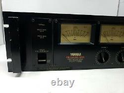 Testé Yamaha Pc2002m Professional Series Power Amplificateur Audiophile Equipment