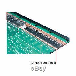 Tip14000 Amplificateur Subwoofer Line Array Line 2x2350w Poweramp Pro Pa Dj Tulun Play