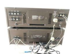 Toshiba Puissance Préamplificateur Pour Professional Va-608p Va-608r