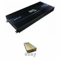 Vfl 14000 Watt 1 Ohm Classe D Amplificateur De Liaison Numérique Monobloc