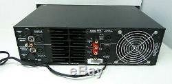 Vintage A400 Pro Soundcraftsman Mtx Amplificateur De Puissance 410 Watts Mosfet! Ships Gratuit