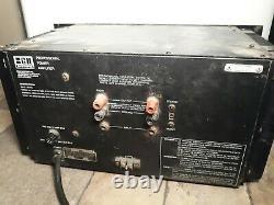 Vintage Bgw Professional Power Amplificateur Modèle 600 (non Testé)