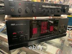 Vintage Yamaha M-45 Natural Sound Vintage Pro Stereo Power Amplificateur 2ch. Ampli