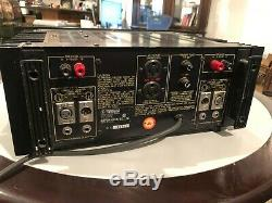 Vintage Yamaha P-2200 Son Naturel Amplificateur De Puissance Professionnel Amp Professiona