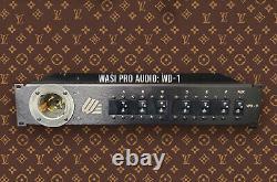 Wasi Pro Audio Wd-1 (power Distro Solution) Garantie De 3 Ans