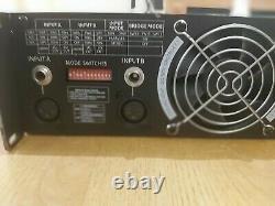 Wharfedale Pro0 S2500 Amplificateur Professionnel Amplificateur À Double Canal