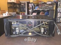Yamaha Amplificateur De Puissance P2201 Professional Noir