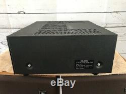 Yamaha B2 Vfet DC Amplificateur Pro Restaurée Très Rare Impressionnant Son