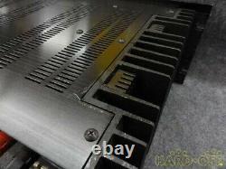 Yamaha P-2200 Amplificateur De Puissance Professionnel 480w Total (240x2) Du Japon