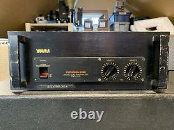 Yamaha P2201 Professional Natural Sound Power Amplificateur 240watts Stéréo