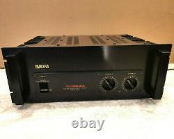Yamaha P2201 Professional Power Hifi Amplificateur Rare Classic Mint Like P2200