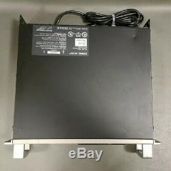 Yamaha P2500s Amplificateur De Puissance 2 Canaux Pro Audio Amplificateur 120v 1300w 60hz