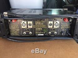 Yamaha Pc1002 Stéréo Professionnel Amplificateur De Puissance Analogique Ampli Avec Pc 1002 Manuel