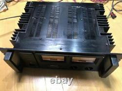 Yamaha Pc2002m Power Amplificateur Professional Series Modèle Du Japon Utilisé