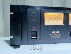 Yamaha Pc2002m Power Amplificateur Transistor Professional Series Audio Du Japon