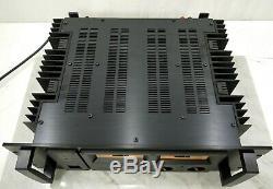 Yamaha Pc2002m Professional Series Amplificateur De Puissance En Excellent État