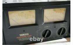 Yamaha Pc2002m Série Professionnelle Amplificateur De Puissance Travail Bz61