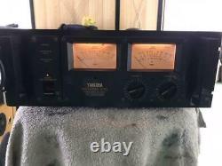 Yamaha Power Amplificateur De Travail Testé Pc2002m Modèle Professional Series Rs
