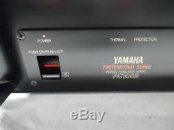 Yamaha Professionnel Série Amplificateur De Puissance Modèle Pc1002
