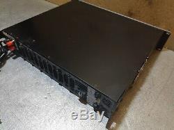 Yorkville Audiopro 3000 Amplificateur De Puissance Professionnel En Excellent État