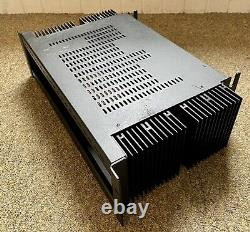 Yorkville Cr5 Ampli Amplificateur De Puissance 500w Professionnel Audio Excellent État