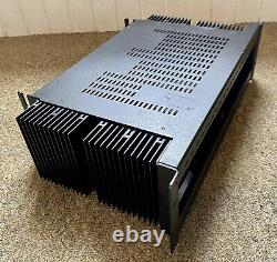 Yorkville Cr5 Power Amp Amp Amp 500w Professional Audio Excellent État