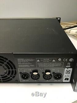 (w) Couronne 1002xti 1000 Watts Puissance Professionnelle Amp, Advanced Dsp